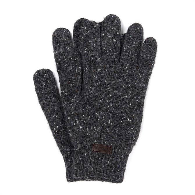 Barbour Donegal Pure Wool Knitted Gloves