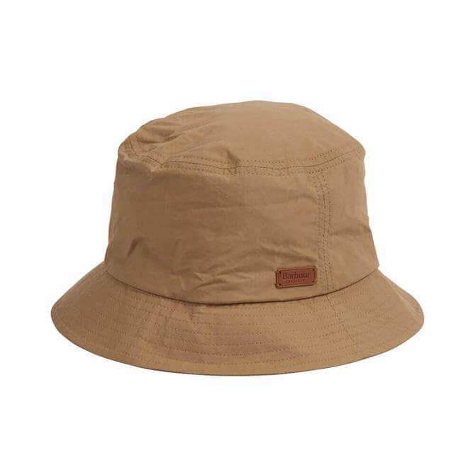 Barbour Irvine Waxed Bucket Cap