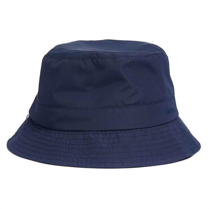Barbour Mariner Navy Bucket Hat