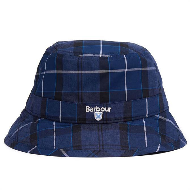 Barbour Tartan Bucket Hat