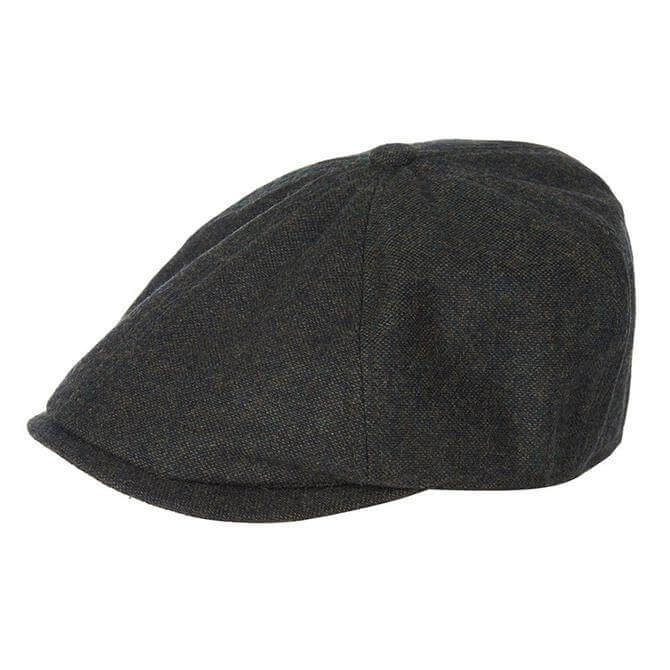 Barbour Howden Wool Bakerboy Hat