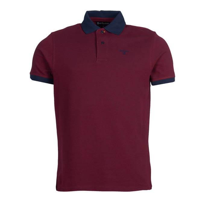 Barbour Sport Mix Polo Shirt