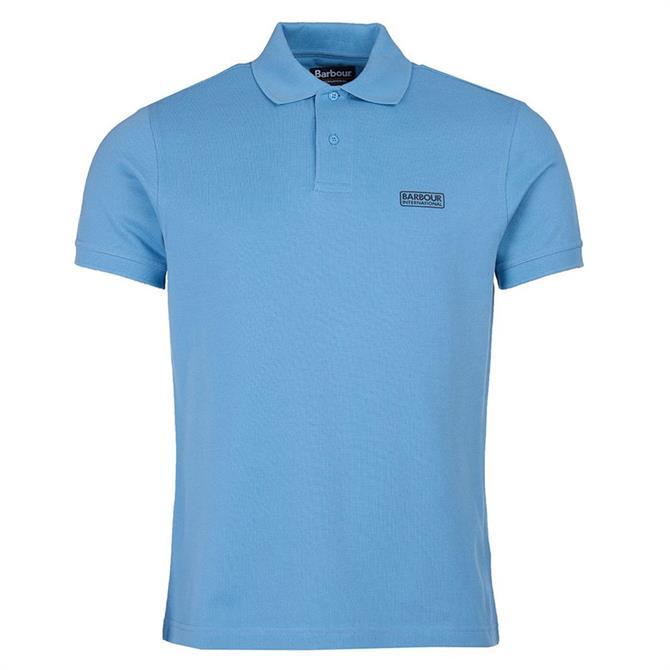 Barbour International Essential Pique Polo Shirt