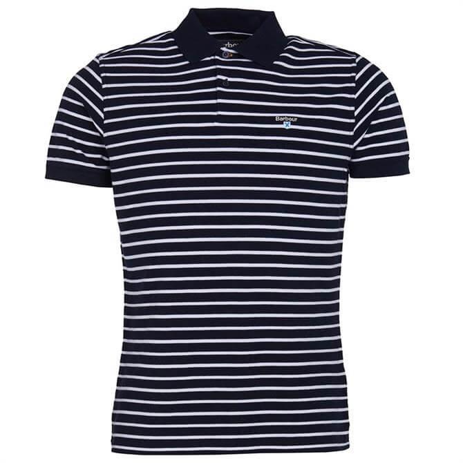 Barbour Styhead Stripe Polo Shirt