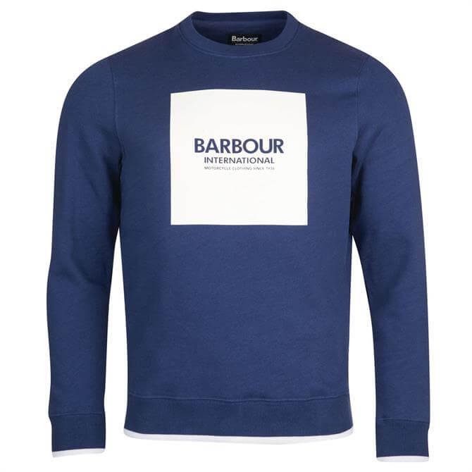 Barbour International Scortch Crew Neck Sweatshirt