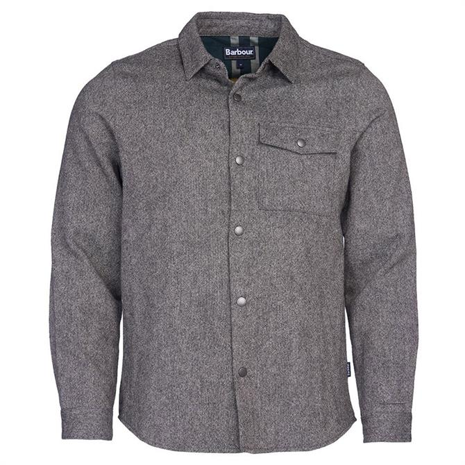 Barbour Swaledale Grey Overshirt