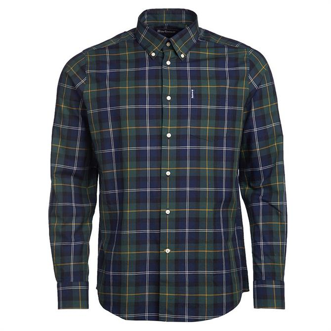 Barbour Wretheram Tartan Check Shirt