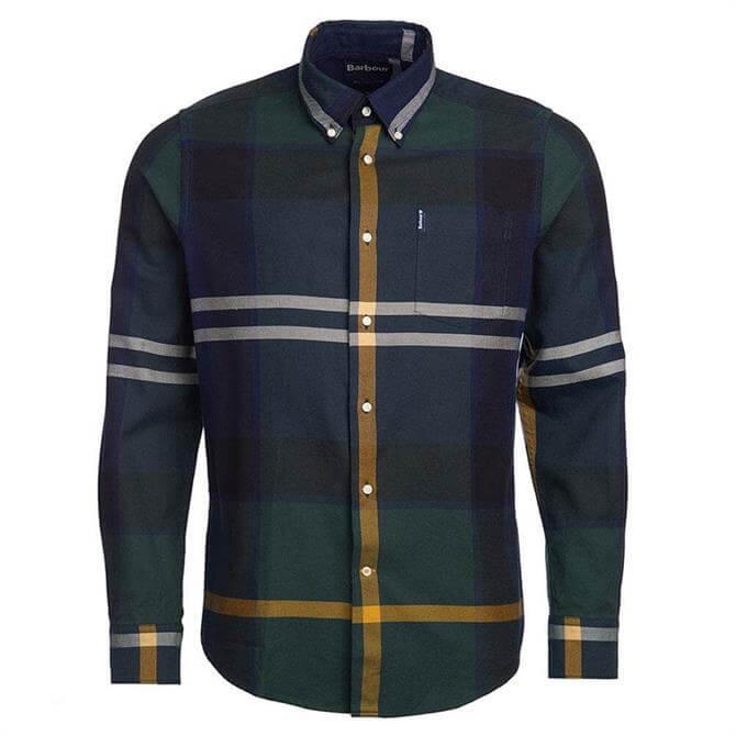 Barbour Dunoon Tartan Checked Shirt