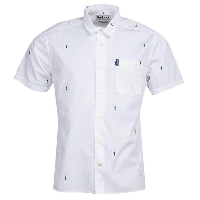 Barbour Summer Print 2 Short Sleeved Shirt
