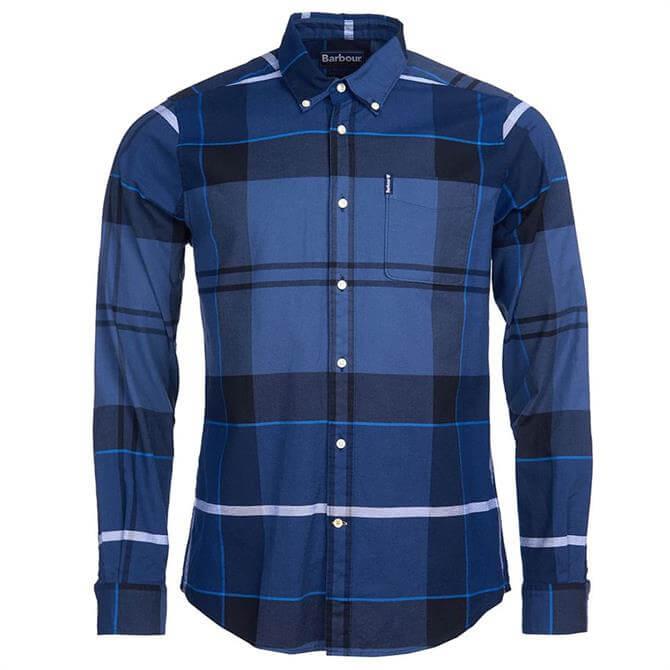 Barbour Sutherland Large Check Tartan Shirt
