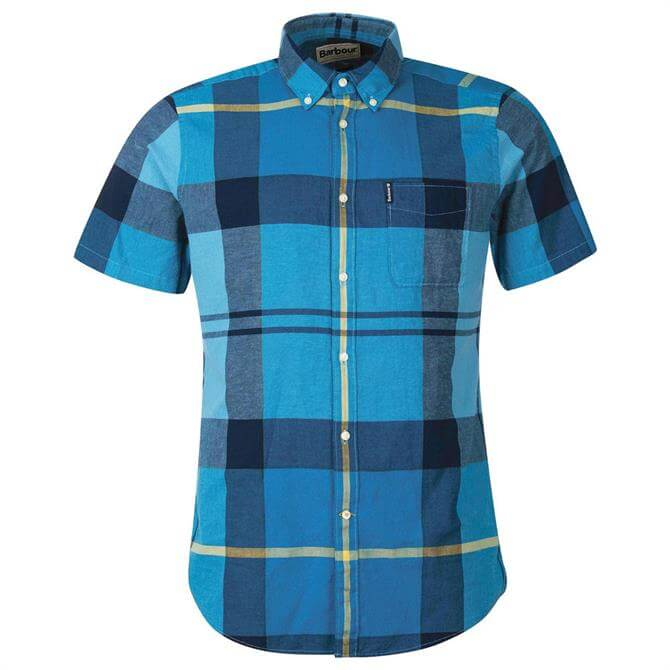 Barbour Douglas Short Sleeved Shirt