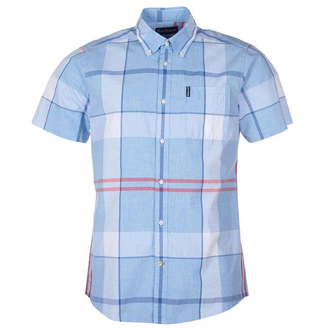 Barbour Croft Short Sleeved Shirt