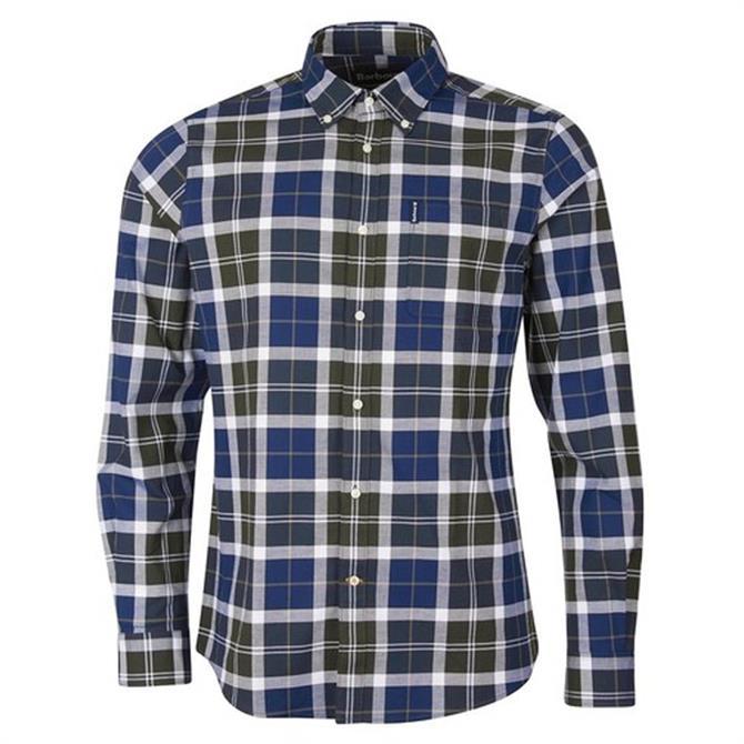 Barbour Tartan 11 Tailored Checked Shirt