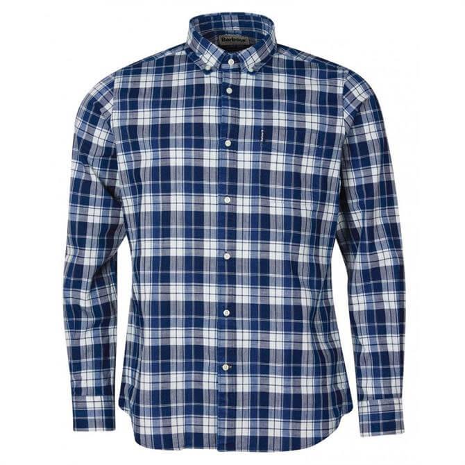 Barbour Indigo 11 Tailored Fit Shirt