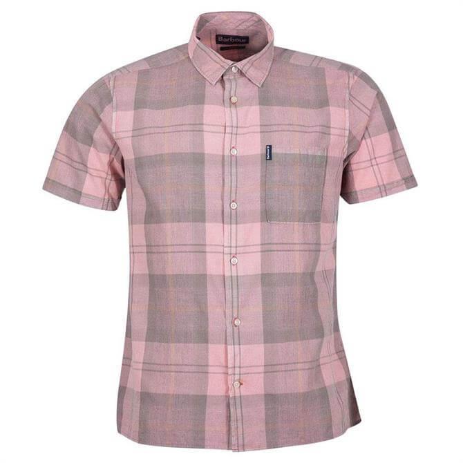 Barbour Tartan 17 Short Sleeved Check Print Shirt