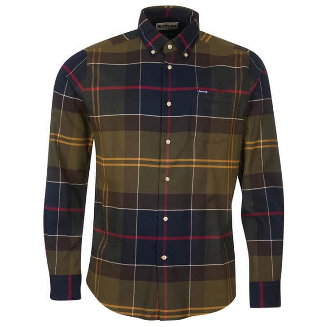 Barbour Edderton Check Tailored Shirt