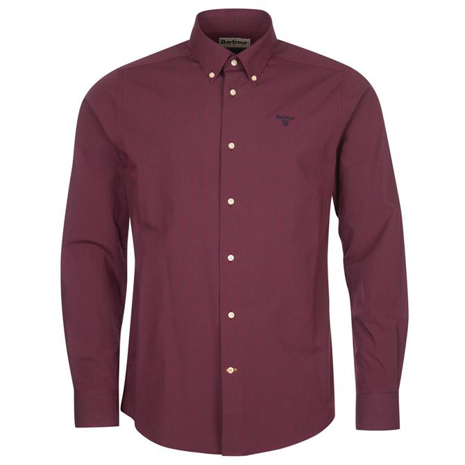 Barbour Tunbridge Tailored Micro Check Shirt