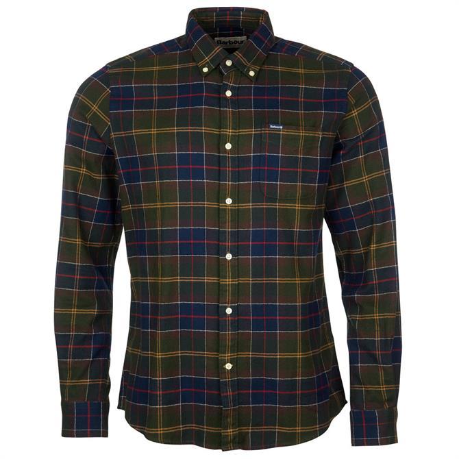Barbour Kyeloch Tartan Tailored Shirt