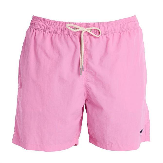 "Barbour Essential Logo 5"" Swim Shorts"