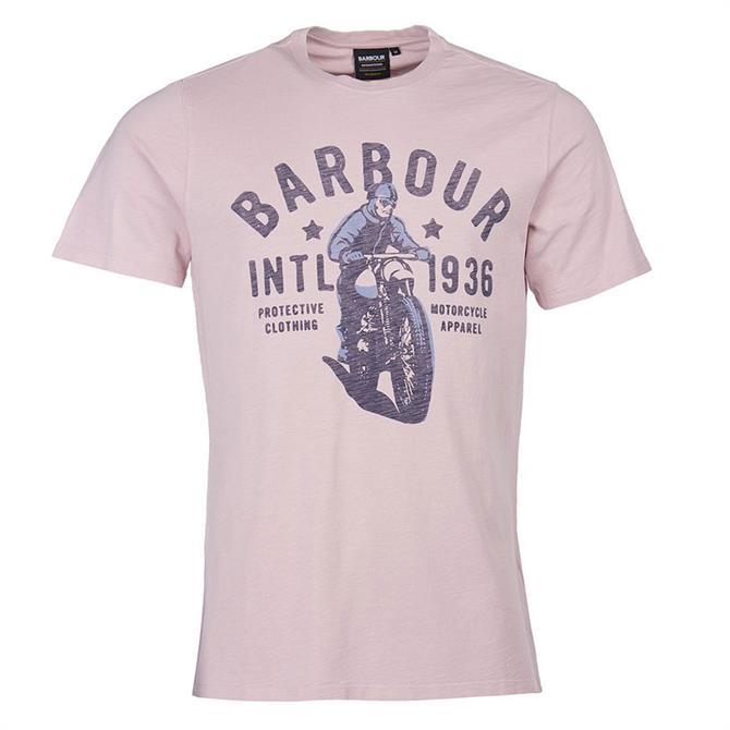 Barbour International Visor T Shirt