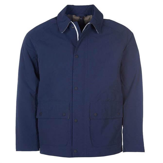Barbour Sello Navy Waterproof Jacket