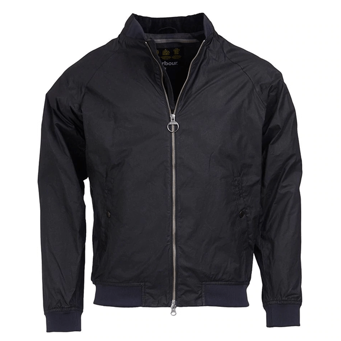 Barbour Silsden Waxed Cotton Jacket