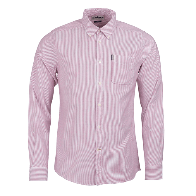 Barbour Stripe 7 Tailored Shirt