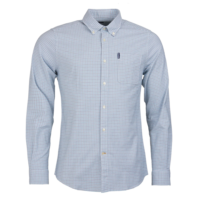 Barbour Tattersall 10 Tailored Shirt