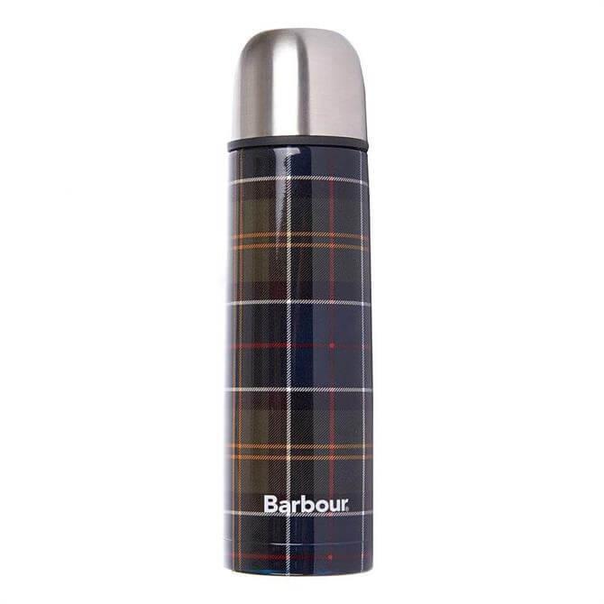 Barbour Tartan Insulated Flask