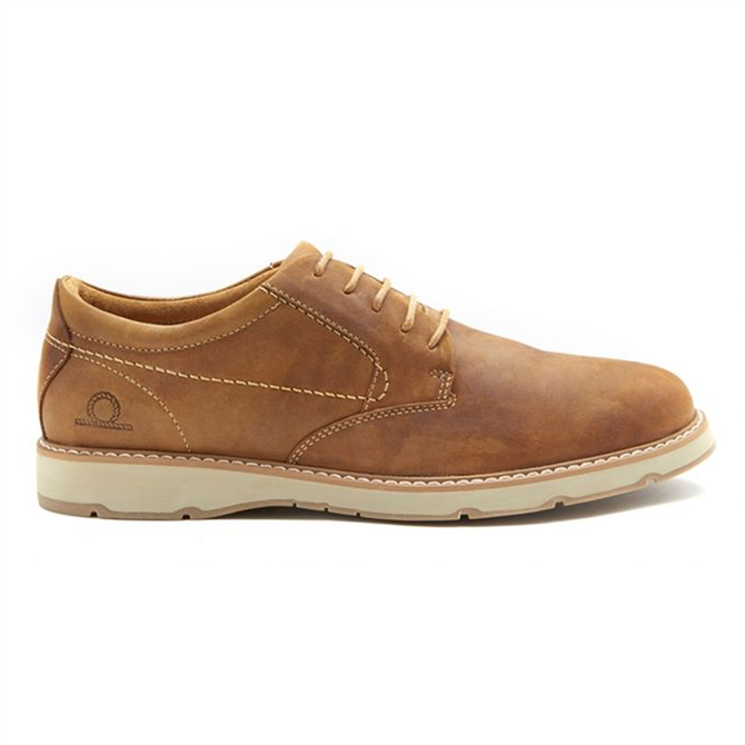 Chatham Brent Leather Derby Shoe