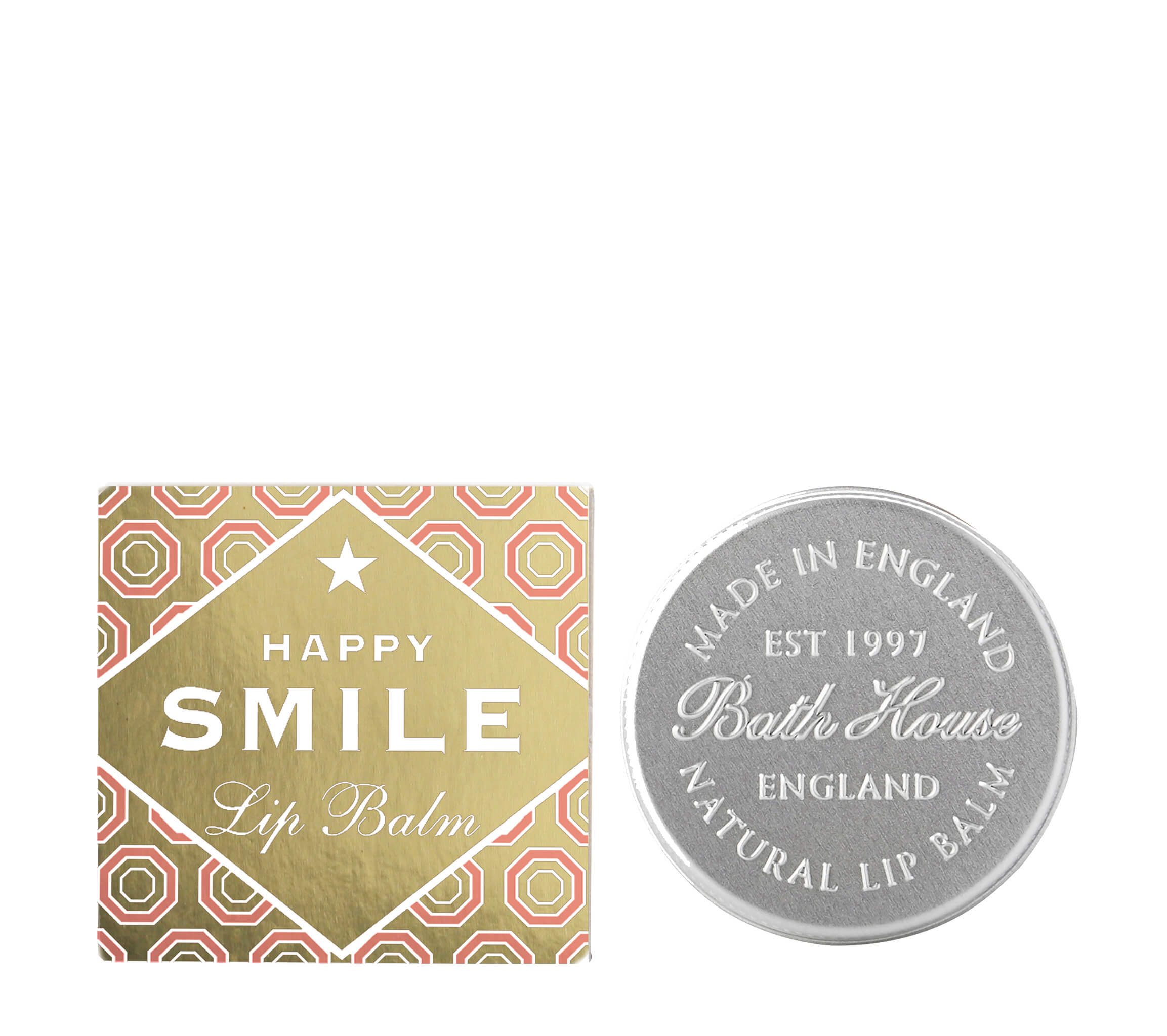 An image of Bath House Happy Hour Lip Balms 15g - CARAMEL