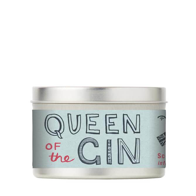 Bath House Barefoot & Beautiful Queen of the Gin Wax Candle 200g
