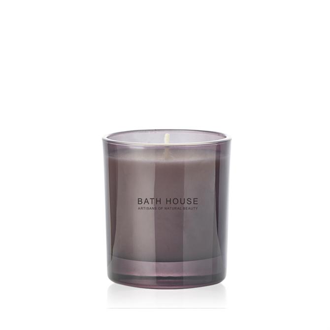 Bath House Candle Votive Patchouli & Black Pepper 200g