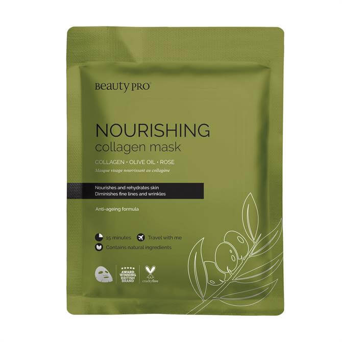 BeautyPro Nourishing Collagen Mask