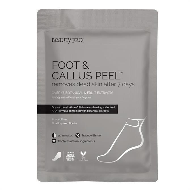 BeautyPro Foot & Callus Peel�- x1 Pair of Booties