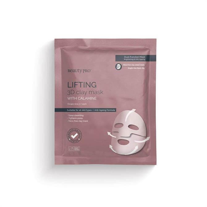 BeautyPro Lifting 3D Clay Sheet Mask