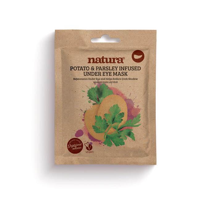BeautyPro Natura Potato & Parsley Undereye Mask