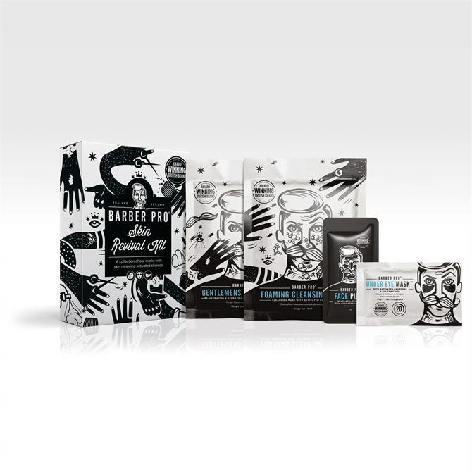 BarberPro Skin Revival Kit