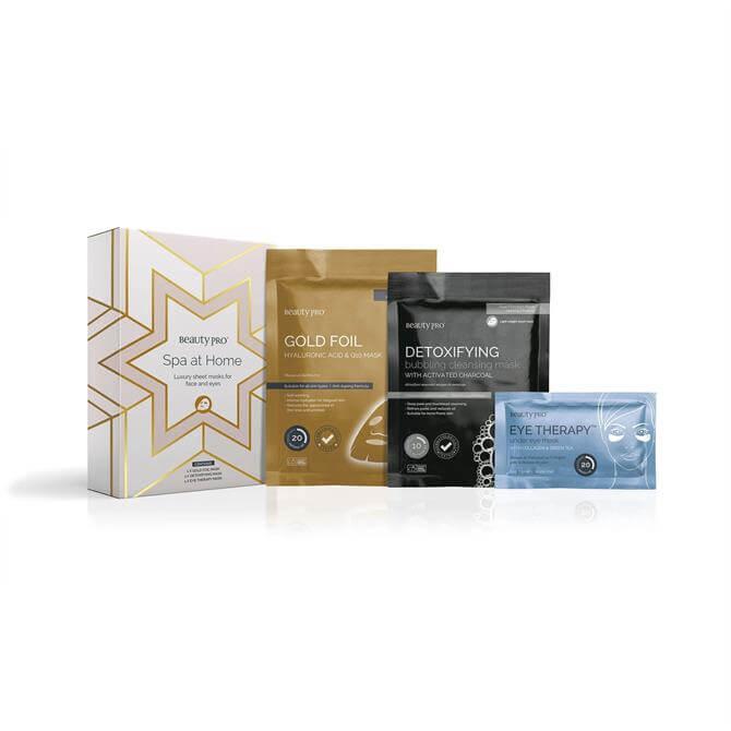 BeautyPro Spa at Home Gift Set