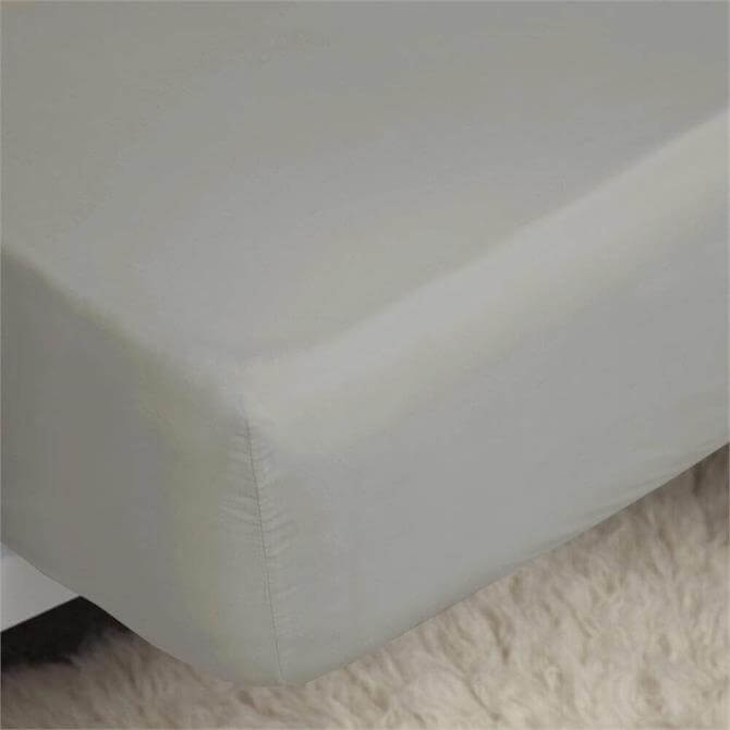 Belledorm Platinum Egyptian Cotton 400 Thread Count Fitted Sheet