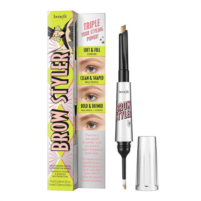 Benefit Brow Styler Multitasking Pencil & Powder for Brows
