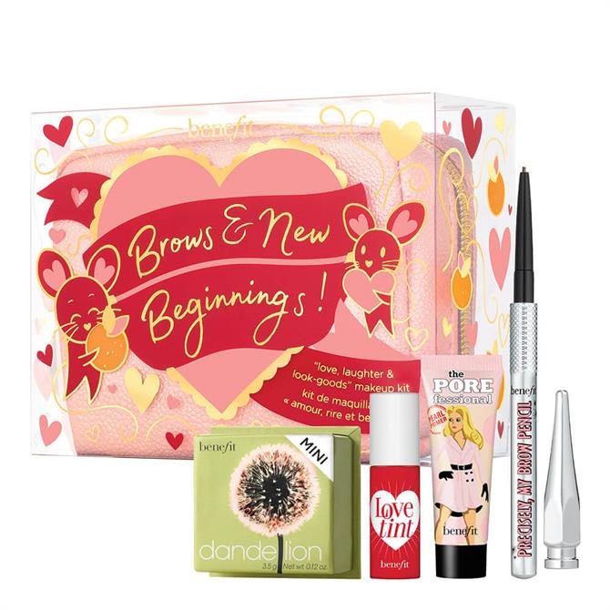 Benefit Brows & New Beginnings! Limited Edition Makeup Set