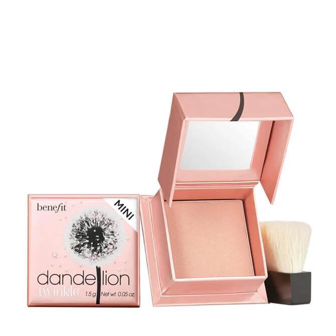Benefit Dandelion Twinkle Powder Highlighter Travel Size Mini