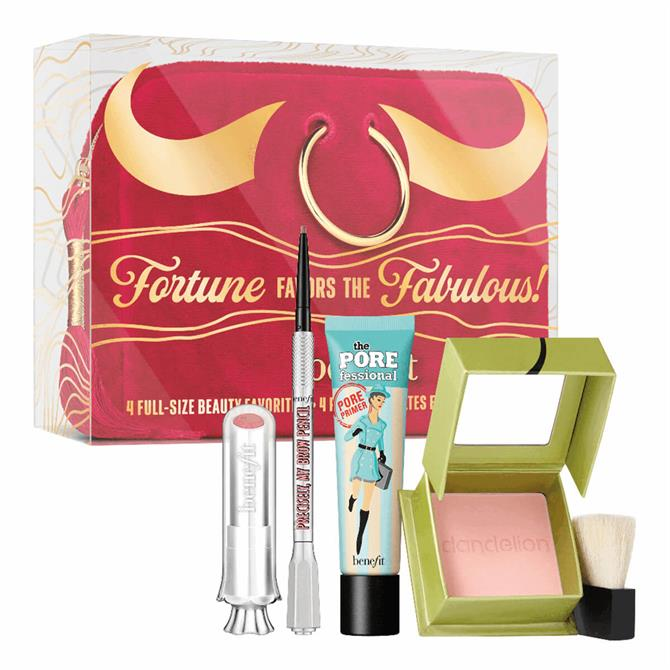 Benefit Fortune Favors the Fabulous Makeup Set