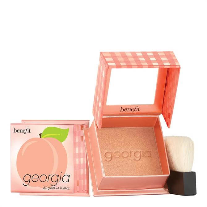 Benefit Georgia Golden Peach Blusher