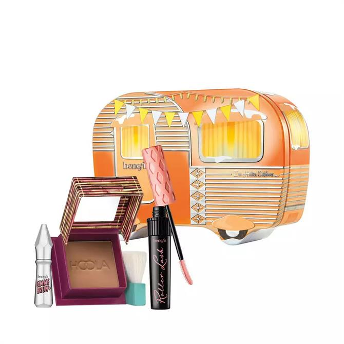 Benefit I'm Hotter Outdoors Limited Edition 3-Piece Christmas Makeup Set