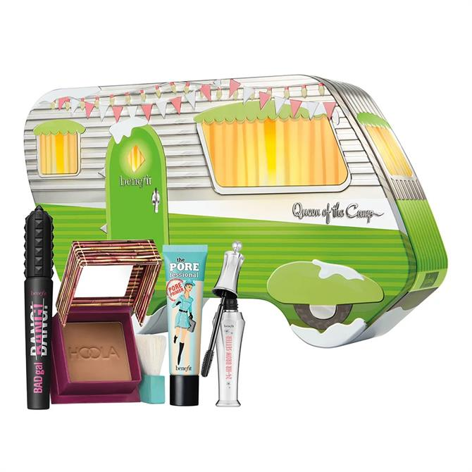 Benefit Queen of the Camp 4-Piece Christmas Makeup Set
