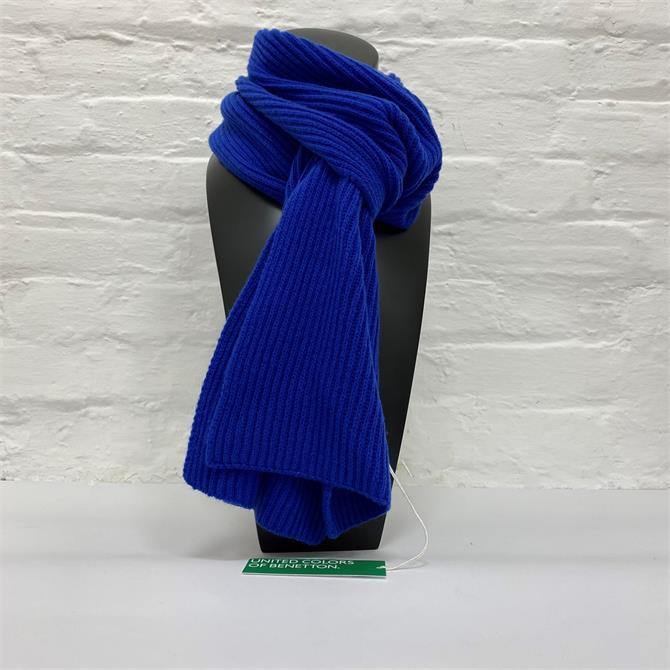 Benetton Wool Blend Scarf
