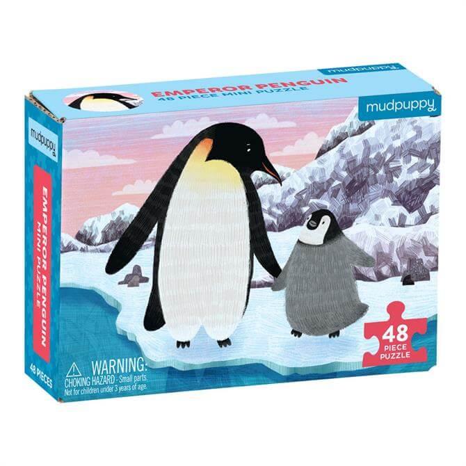 Emperor Penguin Mini Puzzle