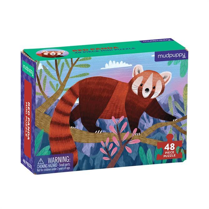 Red Panda Mini Puzzle